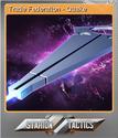 Starion Tactics Foil 02