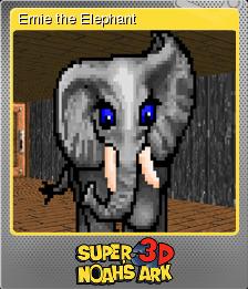 Super 3-D Noah's Ark Foil 5