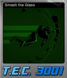 T.E.C. 3001 Card 05 Foil