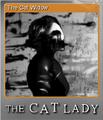 The Cat Lady Foil 9