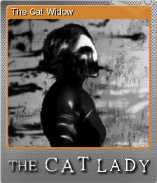 The Cat Lady Foil 9