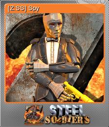 Z Steel Soldiers Foil 07