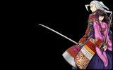 99 Spirits Background Gijin & Hanabusa
