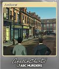 Agatha Christie - The ABC Murders Foil 1