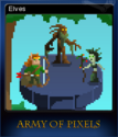Army of Pixels Card 3