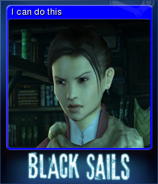Black Sails - The Ghost Ship Card 2