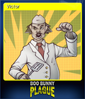 Boo Bunny Plague Card 6