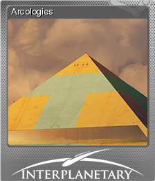 Interplanetary Card 01 Foil