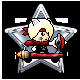 NekoChan Hero Collection Badge 3