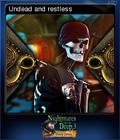 Nightmares from the Deep Davy Jones Card 6