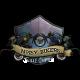 Pixel Puzzles UndeadZ Badge 3