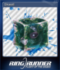 Ring Runner Flight of the Sages Card 2