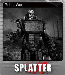 Splatter - Blood Red Edition Foil 3