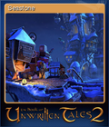The Book of Unwritten Tales 2 Card 3