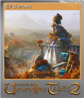 The Book of Unwritten Tales 2 Foil 1