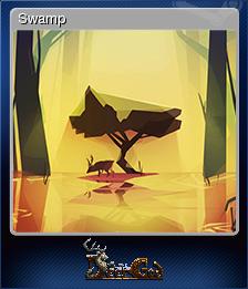 The Deer God Card 5