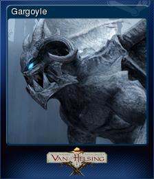 The Incredible Adventures of Van Helsing Card 3
