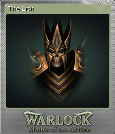 Warlock Master of the Arcane Foil 7