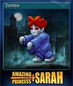 Amazing Princess Sarah Card 04