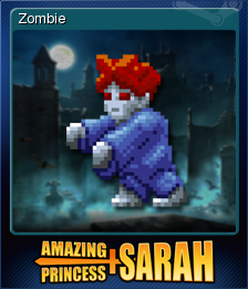 Amazing Princess Sarah Card 04