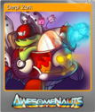 Awesomenauts Foil 5