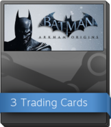 Batman Arkham Origins Booster Pack