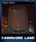 Carnivore Land Card 1
