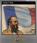 Colonial Conquest Foil 07