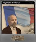 Colonial Conquest Foil 09