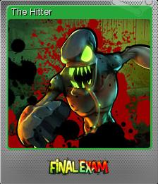 Final Exam Foil 6