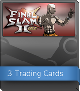 Final Slam 2 Booster Pack