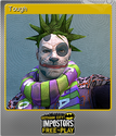 Gotham City Impostors Foil 3