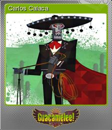 Guacamelee! Foil 7