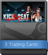 KickBeat Steam Edition Booster Pack