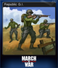 March of War Card 01