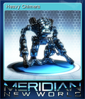 Meridian New World Card 7
