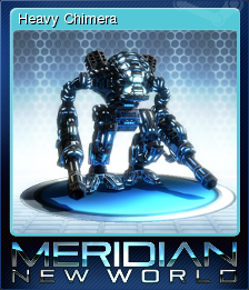 Meridian New World Card 7
