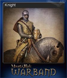 Mount & Blade Warband Card 10
