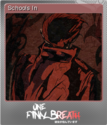 One Final Breath Episode One Foil 2
