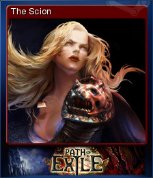 Path of Exile Card 07