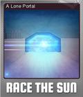 Race The Sun Foil 5