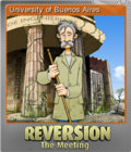 Reversion - The Meeting Foil 5