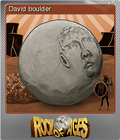Rock of Ages Foil 2