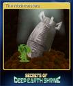 Secrets of Deep Earth Shrine Card 3