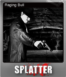 Splatter - Blood Red Edition Foil 1