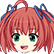 Sunrider Academy Emoticon Asaga