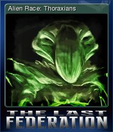 The Last Federation Card 07