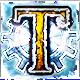 Trine Badge Foil