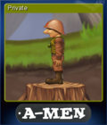 A-men Card 6