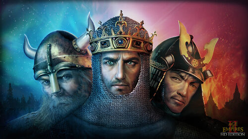Age of Empires II HD Edition Artwork 1